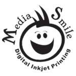 Media Smile Gift Card/Invitation Card