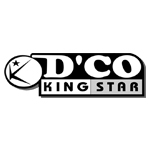King Star Signboard, Aluminium & Glass