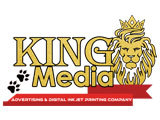 King Media Advertising & Digital Inkjet Printing Co., Ltd. Signboard, Aluminium & Glass