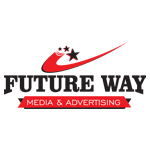 Future Way Media & Advertising Signboard, Aluminium & Glass