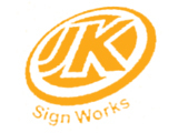 JK Sign Works & LED Services Signboard, Aluminium & Glass
