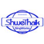 Shwe Thaik Signboard, Aluminium & Glass
