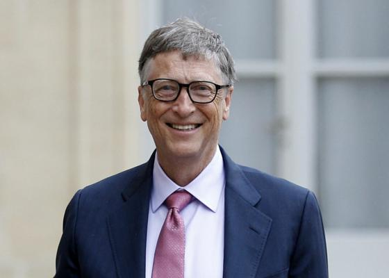 104891709 Bill Gates the co Founder