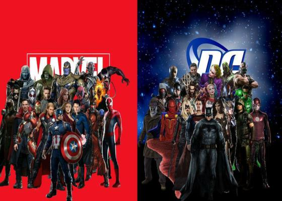 marvel vs dc twitter trending topic 2018 1079944